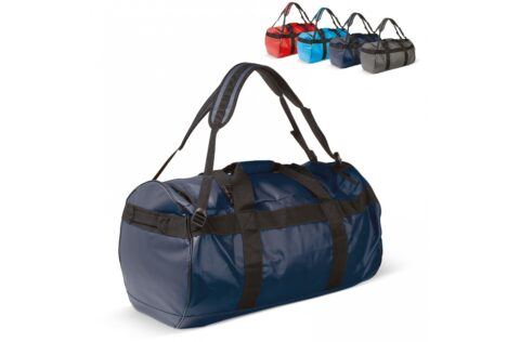 Extremely spacious expedition bag in durable, weather resistant material. With the optional shoulder straps it can also be carried like a backpack. The compression straps make it possible to compress the bag to a compact unit. The mesh pockets inside make organizing the contents very easy.