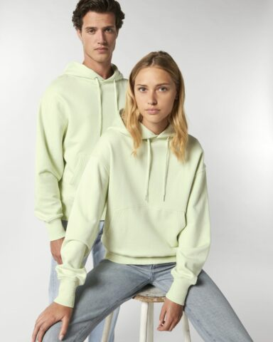 Sweatshirts Unisex Stem Green