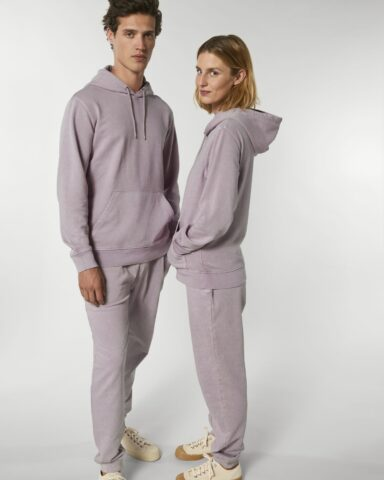 Pants Unisex G. Dyed Aged Lilac Petal
