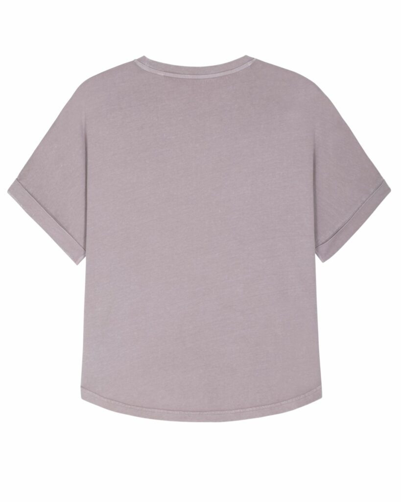 Tees Women G. Dyed Aged Lilac Petal