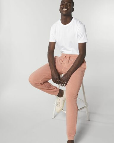 Pants Unisex G. Dyed Aged Rose Clay