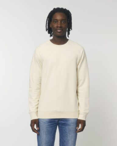 Sweatshirts Mannen Natural Raw