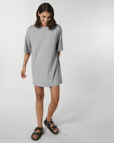 Jurken Vrouwen Heather Grey