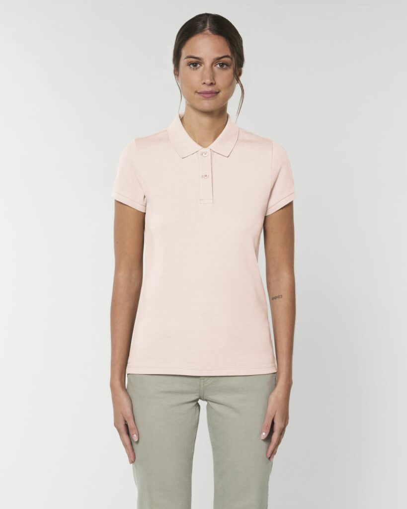 Polos Women Candy Pink